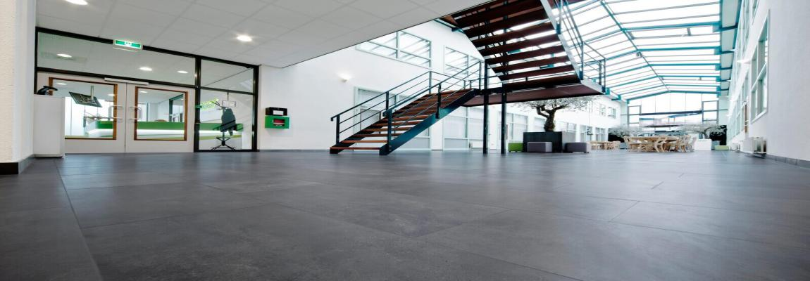 Polished Concrete Porcelain Tiles